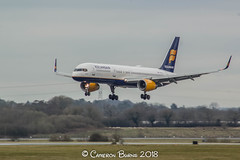 Icelandair TF-FIJ B757-200 (IMG_6938) (Cameron Burns) Tags: icelandair fi tffij surtsey boeing boeing757 boeing757200 boeing752 b757 b757200 b752 kef reykjavik iceland manchester airport manchesterairport man egcc ringway viewing park airfield aviation aerospace airliner aeroplane aircraft airplane plane canoneos550d canoneos eos550d canon550d canon eos 550d uk united kingdom unitedkingdom gb greatbritain great britain europe action