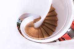 Stairway (Guy Goetzinger) Tags: goetzinger d850 nikon stair stairway highkey white vitra indoor architecture treppe éscalier design weiss