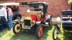 Ford 1911 Model T Commercial Roadster. [ T-1 Series, Brass Era, Wooden Cowl ]  vvc.04.18  4 (Basic Transporter) Tags: vintage veteran classic car club show south africa ford model t