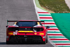 "Ferrari Challenge Mugello 2018 • <a style=""font-size:0.8em;"" href=""http://www.flickr.com/photos/144994865@N06/39992831000/"" target=""_blank"">View on Flickr</a>"