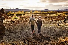 Siblings (LalliSig) Tags: people portrait portraiture iceland photographer portrett heiðmörk