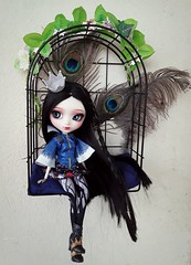 Evie  - The Descendants (Lunalila1) Tags: doll groove pullip descendants outfit custo custom fc evie