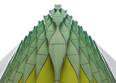 UMCG-Groningen-UNStudio (henny vogelaar) Tags: netherlands groningen architecture unstudio research laboratory hospital umcg color modern facade building