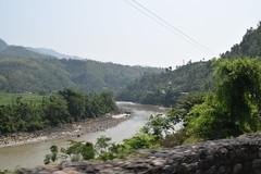 Nepal (Day 5) - Citwan to Nagarkot (Eyes behind) Tags: nepal chitwan nagarkot himalayas annapurnahills saikat