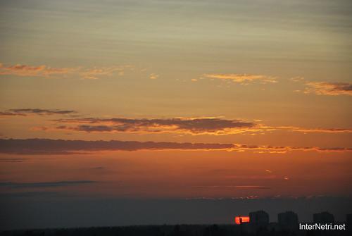 Небо Захід сонця InterNetri Ukraine  25