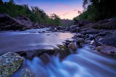 Tuno Sunrise (Shutter wide shut) Tags: antique daybreak flow leesoftndgradfilter longexposure motionblur panay philippines sonyvariotessarfe1635f4zaoss sonya7r3 sonya7riii sunrise tibiao tuno water tibiaoriver