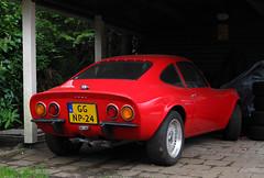 1973 Opel GT 1.9 (rvandermaar) Tags: 1973 opel gt opelgt sidecode5 ggnp24 rvdm