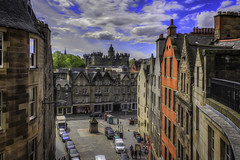 Royal Mile (Kev Walker ¦ 8 Million Views..Thank You) Tags: architecture boats building canon1855mm canon700d citycentre deanvillage digitalart edinburgh edinburghcastle forthbridge forthroadbridge hdr harbour leith lighthouse perth postprocessing riverforth rivertay royalmile scotland sea sky southqueensferry stirling stirlingcastle streetlamps wallacemonument waterfront westlothian
