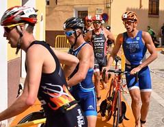 David Huertas Campeón Aragón Triatlón Olímpico Clasificatorio Tarazona (12)