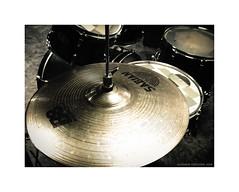 Still life with a plate (Alexandr Voievodin) Tags: stilllife plate drums musicalinstruments nikons80
