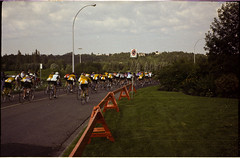 [1982] National Road Cycling Championships Edmonton 012 (wwhhiiisskkas) Tags: 1982 canada canadian national road cycling championships edmonton alberta hawrelak park emily murphy hill saskatchewan drive