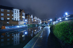 Canals Near Brindley Place, Birimingham 21/02/2018 (Gary S. Crutchley) Tags: birmingham uk great britain england united kingdom urban city cityscape canal navigation cut inland waterway bcn canalscape