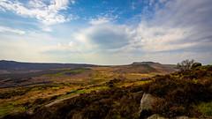 On the walk back. (Darren Flinders) Tags: derbyshire carlwark higgertor foxhouse grindleford sheffield peakdistrict england countryside moors