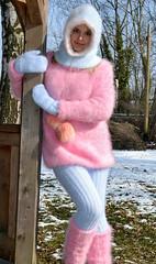 tumblr_p78hxnH8ws1vimk9jo1_1280 (ducksworth2) Tags: knitwear sweater mohair outfit pink cute beautiful angora