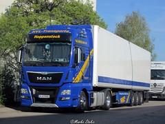 D - Man Tgx Facelift 18.500 XXL - HVL Transporte (Marko-HRHB) Tags: germany lkw fridge transport view truck camion man tgx euro6 schmitz xxl street