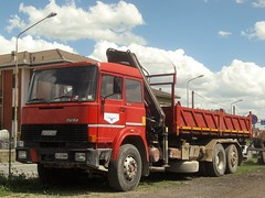 Iveco 180.26 1986 (LorenzoSSC) Tags: iveco 18026 3assi 1986