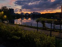 #sunset#lakepark (szakacs_adrian1994) Tags: sunset lakepark