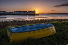 Killyleagh Sunrise (dareangel_2000) Tags: dariacasement killyleagh sunrise sunup dawn daybreak breakofday strangfordlough lough strangford ocean sea codown northernireland boat rowboat morning earlymorning lecale nautical seasidetown seaside shore sun upturnedboat