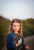 portrait at sunset (Angelo Petrozza) Tags: portrait ritratto sunset kite aquilone sfocato eyes occhi hair capelli hd70mmlimited angelopetrozza pentaxk70