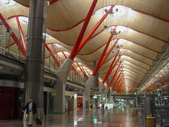Aeroporto de Madrid (Ars Clicandi) Tags: espanha spain madrid aeroporto airport