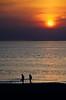 Strand van Noordwijk thv Witsand   --HDR-- (Frank Berbers) Tags: zonsondergang sunset coucherdusoleil sonnenuntergang nikond5100 zuidholland noordwijk witsand strand beach place nederland hdr highdynamicrange imagerieàgrandegammedynamique photomatix