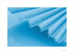 Jagged (Meu :-)) Tags: macromondays jagged paper macro soft dreamy pastel abstract