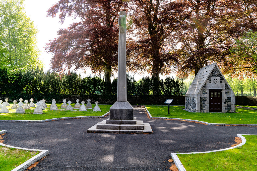 ST. PATRICK'S COLLEGE CEMETERY IN MAYNOOTH [SONY A7RIII IN FULL-FRAME MODE]-139574