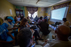 Briefing and discussion with East Hararghe zonal officials at the Dadar City Mayor's office (UNICEF Ethiopia) Tags: internallydisplacedpeople oromia unicef un humanitarian emergency childrenuprooted