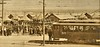 Sunday at HQs 144th Reg. Infantry. Camp Bowie, Ft. Worth, TX  ca1917 NARA165-WW-519C-002 (SSAVE over 10 MILLION views THX) Tags: ww1 wwi worldwari training trainingcamps camps usarmy 1918