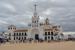 Ermita de El Rocío (MwAce) Tags: españa spanien spain provinciadehuelva andalusia andalousie andalucía elrocío ermita ermitas