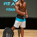 Mens Physique - Overall Winner - Rechie Wong