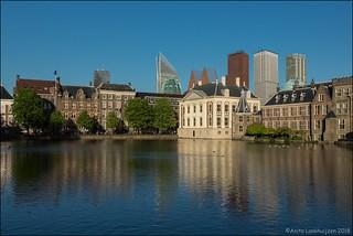 Hofvijver & Mauritshuis