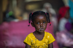 Donors visit IDP sites in Deder woreda (UNICEF Ethiopia) Tags: internallydisplacedpeople oromia unicef un humanitarian emergency childrenuprooted