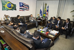 01 (Senador Roberto Rocha - PSDB/MA) Tags: senador roberto rocha psdbma prefeitos gabinete senado federal