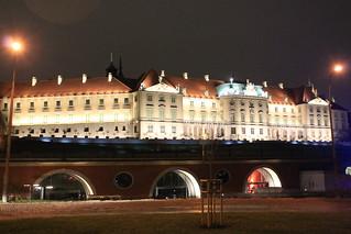 Warsaw (Varsovie, Warschau, Warszawa), Poland