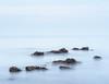 Drowning (blondmao) Tags: srilanta kohlanta indianocean sea rocks highkey longexposure beach 10stopper ocean andamansea klongninbeach island sky noperson dawn minimal krabi thailand