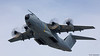 Royal Air Force Airbus Military A400M Atlas C1 ZM401 departing RAF Gibraltar/LXGB (Mosh70) Tags: gibraltar raf rafgibraltar rafbrizenorton airbusmilitary atlas a400matlasc1 royalairforce zm401 25sqn