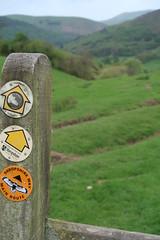 This way (Badly Drawn Dad) Tags: geo:lat=5255012660 geo:lon=294996082 geotagged gbr shropshire unitedkingdom countrysideservice footpath shropshireway