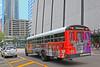 YMCA Bus, North Florida Ave, Tampa, Florida (gg1electrice60) Tags: ymcabus colorfulbus ymca youngmenschristianassociation they northfloridaavenue nfloridaave passingthebbtbuilding bbtbuilding bbtcorporation bbtcorp branchbankingandtrustcompany financialserviceholdingcompany tampa tampabay hillsboroughcounty florida fl unitedstates usa us bus transportation vehicle goingnorthbound downtown downtowntampa bank officebuilding commercialbld skyscrapper skyline tampaymca signs muralonbus mural businessusroute41 usroute41 400northfloridaavenue us41 internationalnavistarbus navistarinternationalcorporation navistarinternationalcorp nibus