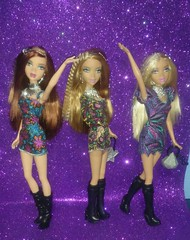 My Scene Bling Nights 🎆🌙 (Eduardo Riveri) Tags: myscene blingnights barbie chelsea nia