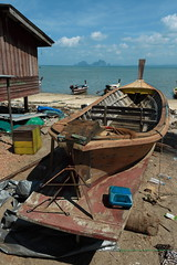 "Koh Muk Impression (g e r a r d v o n k เจอราร์ด) Tags: artcityart art asia asia"" asian boats beach canon colour canon5d3 expression eos earthasia flickrsbest fantastic flickraward island koh lifestyle ngc newacademy outdoor totallythailand photos reflection ships this travel thailand thai transport unlimited uit whereisthis where water yabbadabbadoo"