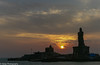Kanyakumari - Sunrise -  Explored -2018-04-26 (Balaji Photography - 4.9M views and Growing) Tags: kanyakumari vivekananda thiruvalluvar travel tourist tamilnadu tamilnadutourismchennaitoursornithology india indiatourism indiatravel canon canon70d sunrays monuments coastal sea ocean beaches beachesofindia