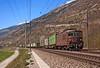 BLS Re4/4 188 (maurizio messa) Tags: bls re425 re44 valais vallese switzerland svizzera nikond90 cargo mau bahn ferrovia freighttrain fret railway railroad treni trains