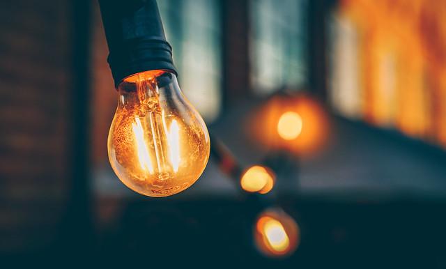 Moody Light Bulbs
