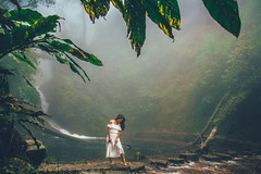 Love Waterfall, Sapa, Vietnam (Paul D'Ambra - Australia) Tags: lovewaterfall asia forest green lush nature sapa travel vietnam wanderlust waterfall lalentephotography pauldambra