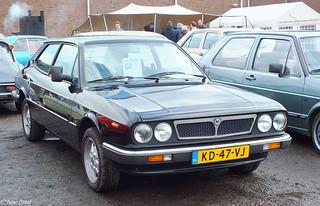 1984 Lancia Beta 2000 HPE
