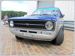 Ford Escort RS 2000 MkII, Race Car (v8dub) Tags: ford rs 2000 mk ii race car escort schweiz suisse switzerland bleienbach german pkw voiture wagen worldcars auto automobile automotive youngtimer old oldtimer oldcar klassik classic collector