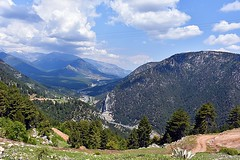 Gülek Kalesi(EXPLORE) (cengizskpl) Tags: turkey adana içel pozantı gülek gülekkalesi landscape sky blue mountain toros cloud tree green gülekboğazı explore 03052018