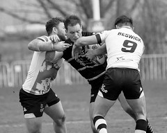 """Toronto Wolfpack vs Swinton Lions • <a style=""""font-size:0.8em;"""" href=""""http://www.flickr.com/photos/10545530@N06/41884674522/"""" target=""""_blank"""">View on Flickr</a>"""