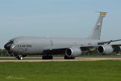 USAF, Boeing KC-135R (57-1427), 190th ARW (mattmckie98) Tags: aircraft aviation airforce usaf us uk nikon military mildenhall rafmildenhall jet tanker kc135